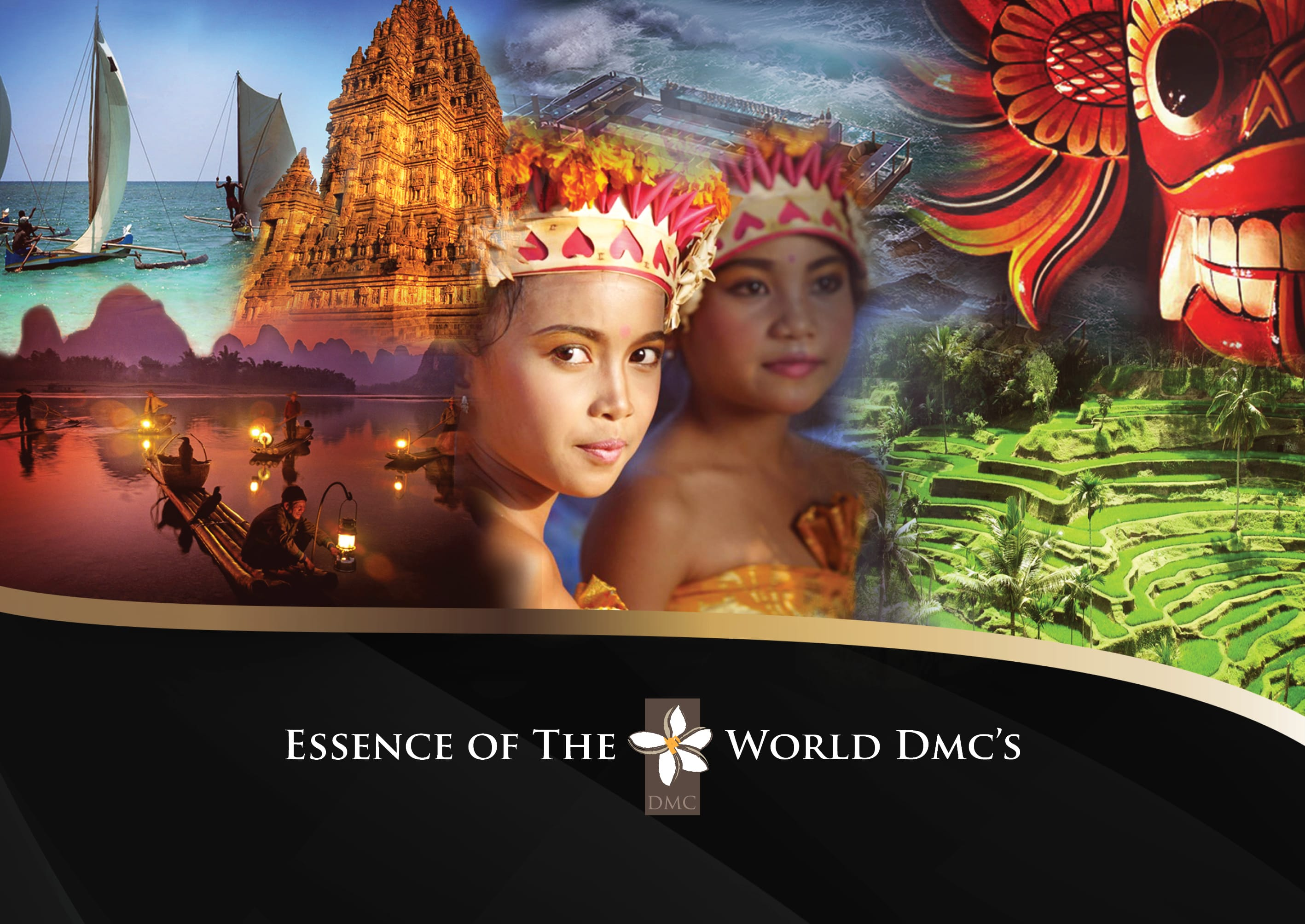 Essence of Bali / Essence of the world will be at Imex Germany